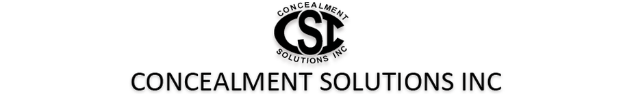 Concealment Solutions Inc. Concealment Furniture, Safe Rooms, Hidden Safes, Stealth Stash, Shelf Defense.